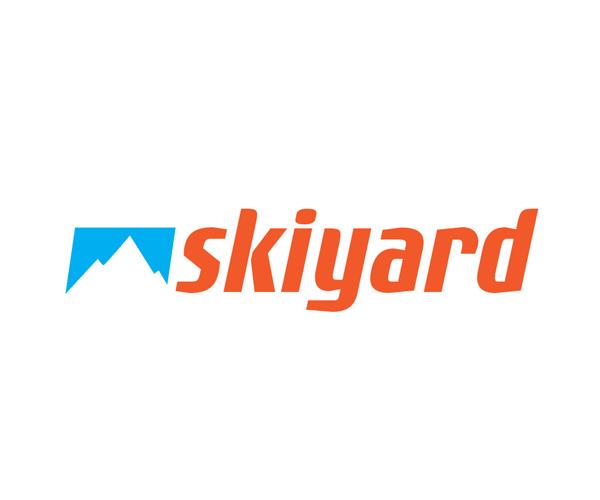 Skiyard logo by robin cox