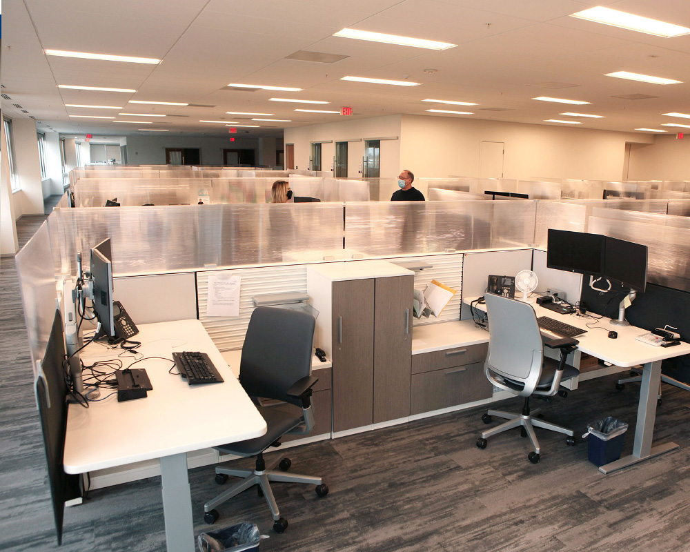 Polycarbonate workspace extensions.