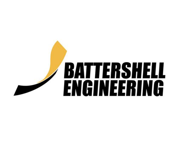 Battershel Engineering logo by Robin Cox
