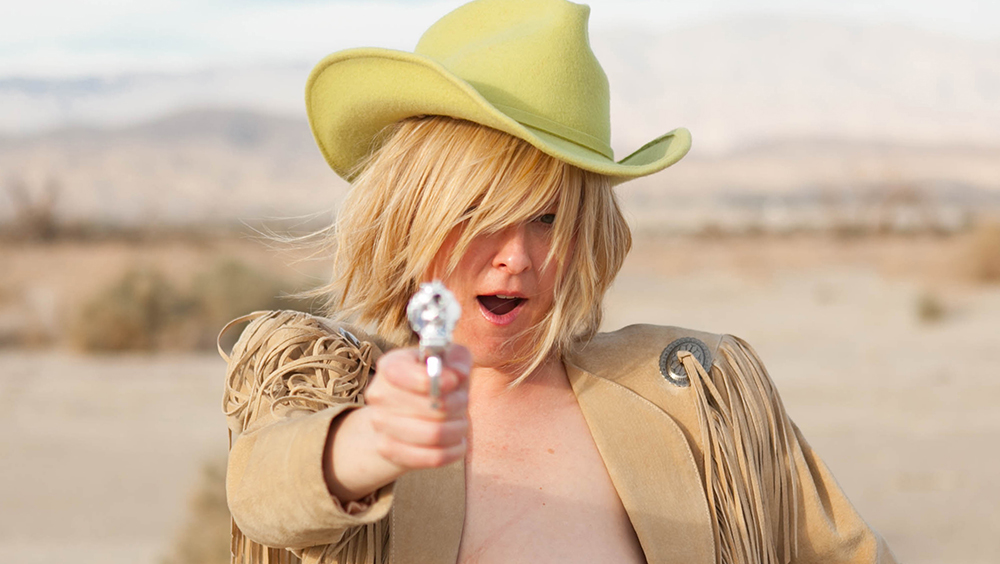 Six Shooter image from Samantha Bergman project.