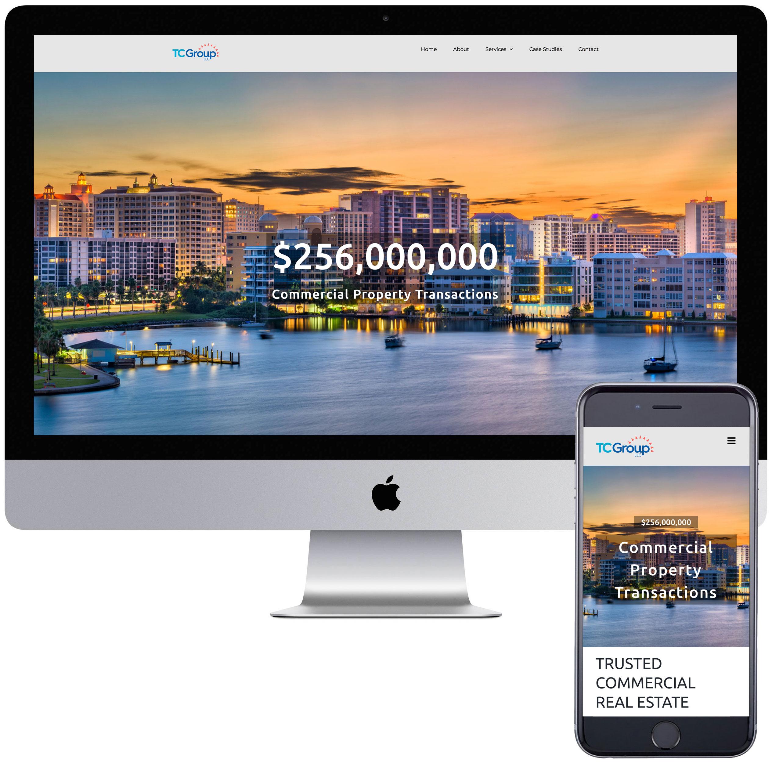 TC Group website.