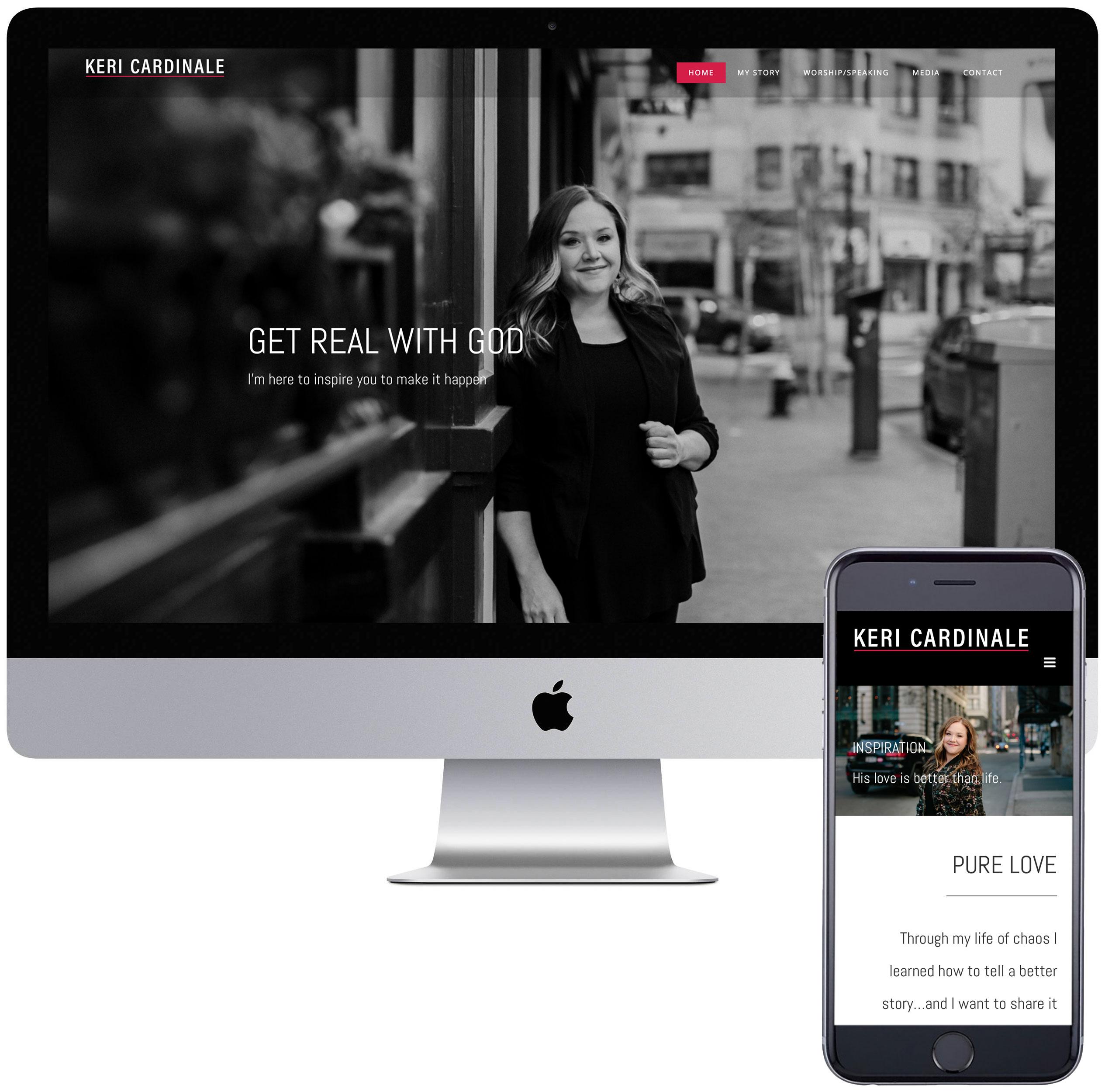 Keri Cardinale website.